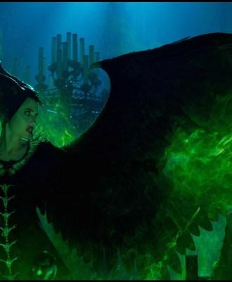 First Look Maleficent Mistress of Evil Teaser Trailer
