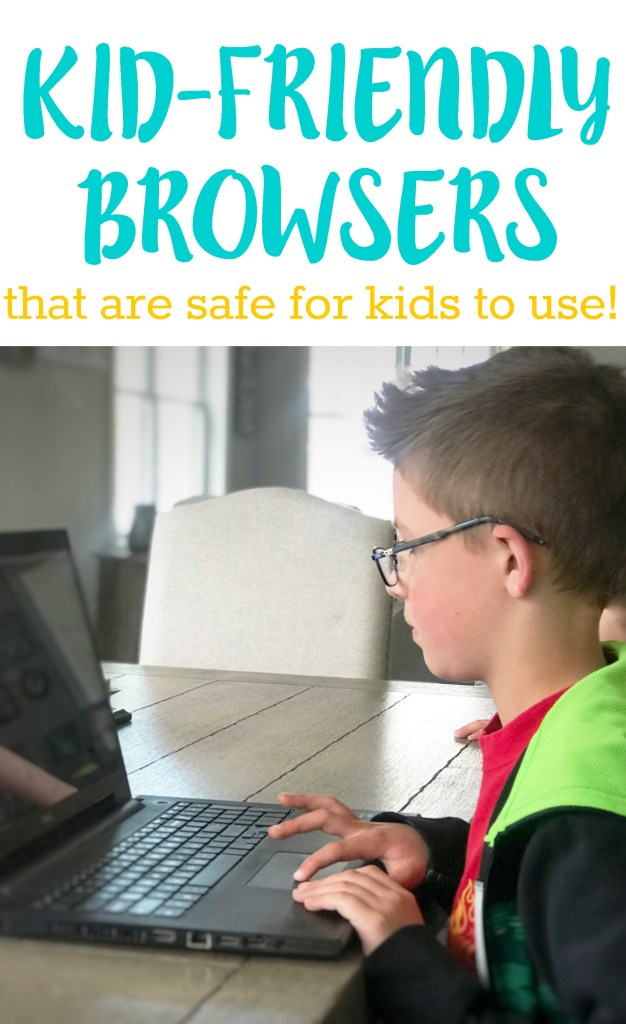 Kid-Friendly Browsers, Browsers that are safe for kids, internet safety for kids, internet tips for kids. parenting tips