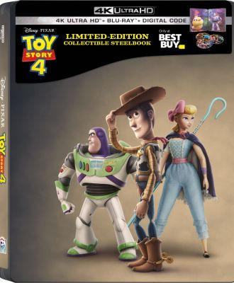 Pre-Order Toy Story 4 Collectible SteelBook at Best Buy!!