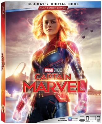 Captain Marvel Available to Own on Blu-ray