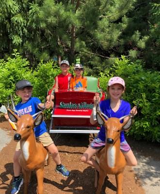 5 Favorites at Santa's Village For Families