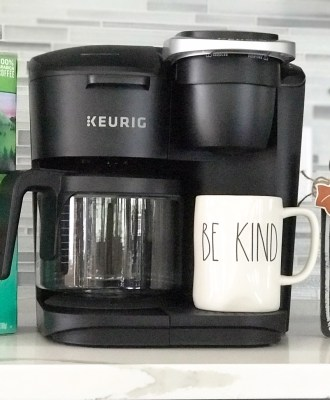 Upping My Coffee Game with the Keurig K-Duo Essentials Coffee Maker
