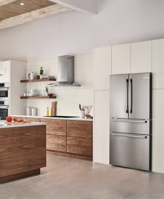 Maximize Your Kitchen Space with Bosch Counter-Depth Refrigerators