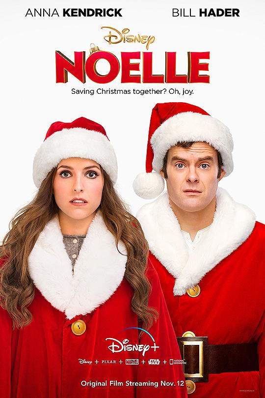 Disney Plus Noelle Poster