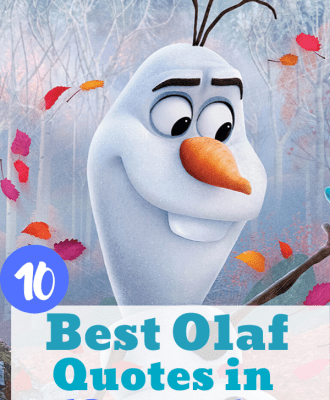 10 Best Olaf Quotes from Frozen 2