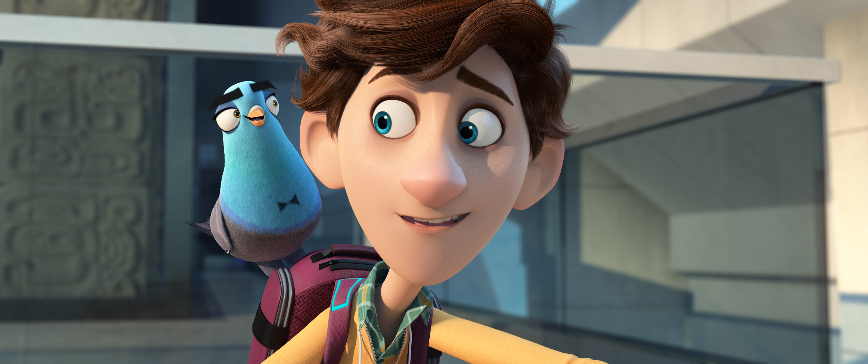 Walter and Lance Sterling Spies in Disguise