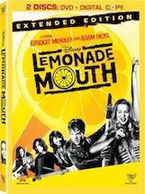 Lemonade Mouth on DVD