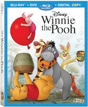 Winnie the Pooh DVD Winner