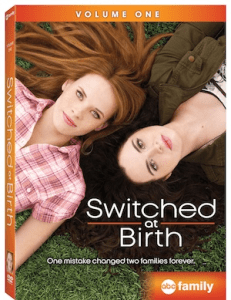 Holiday Guide 2011-Switched at Birth on DVD