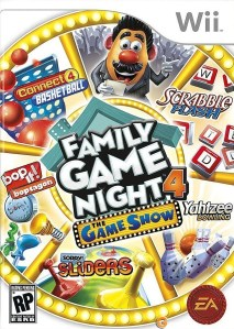 Family Game Night 4 the Game Show for Wii