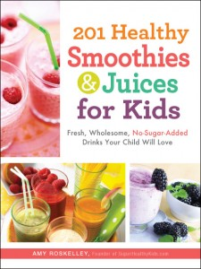 Easy Recipes-201 Healthy Juices and Smoothies for Kids Giveaway