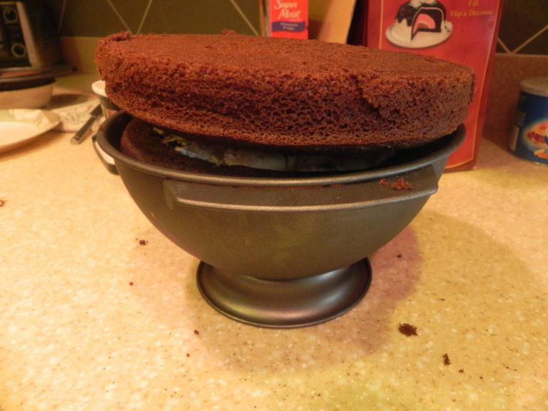 Dome Cake Baking Pan