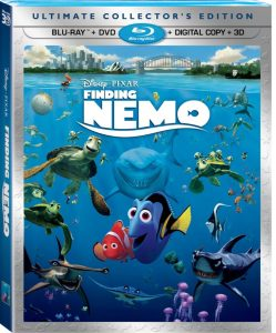 Holiday Guide-Finding Nemo Blu-Ray