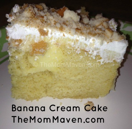 Banana Cake Easy  Ingredient
