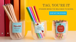 Giveaway: Back to School with Tiny Prints