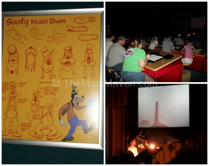Animation Academy Collage