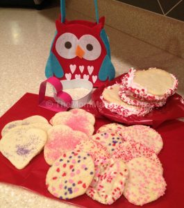 easy recipes-Valentine sugar cookies 3 ways