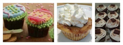 Easy cupcake recipes TheMomMaven.com