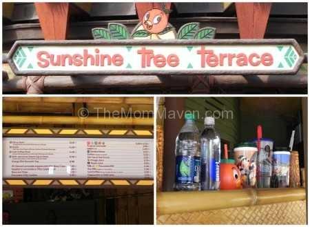 Sunshine Tree Terrace-Adventureland