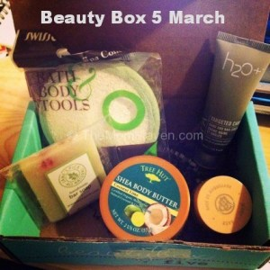 Review-Beauty Box 5-March