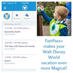 Upgrades to FastPass+ at Walt Disney World