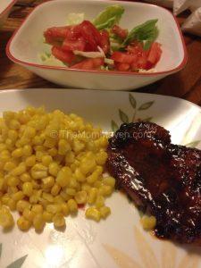Easy Recipes- Glazed Pork Chops