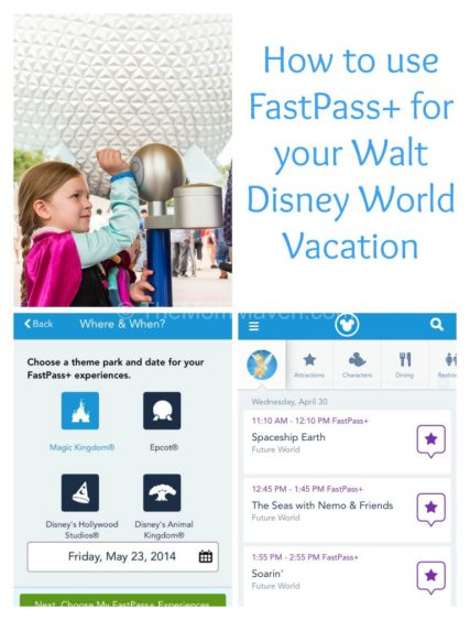 how to use fastpass+