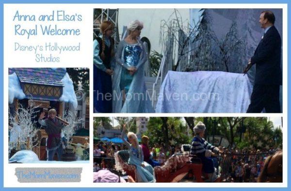 Anna and Elsas Royal Welcome-Disney's Hollywood Studios-Frozen-TheMomMaven.com