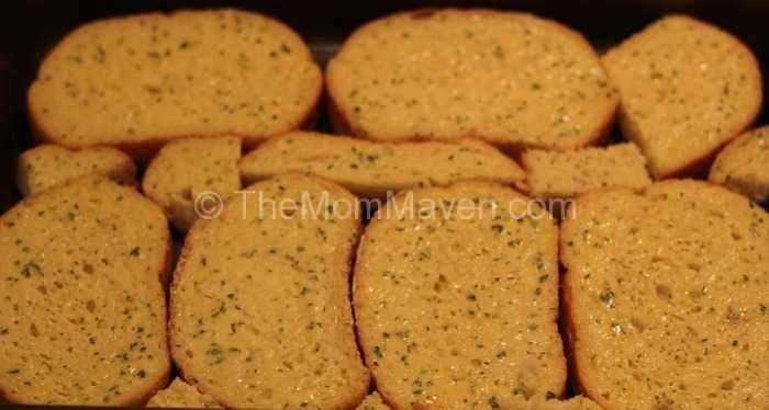 Texas Toast-Easy Meatball Sub Casserole Recipe-TheMomMaven.com