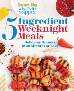 5 Ingredient Weeknight Meals Cookbook Review and Tostada Recipe