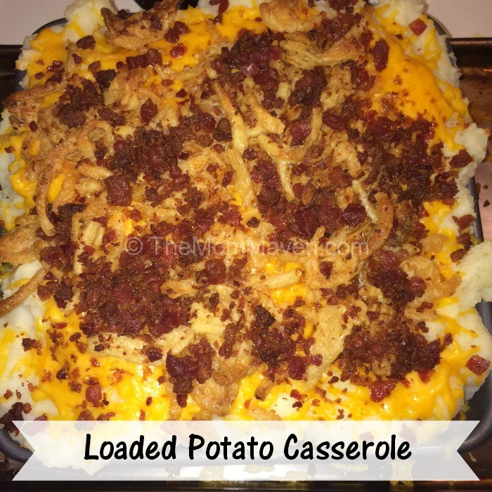 Loaded Potato Casserole Recipe