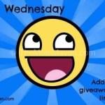 Win It Wednesday Giveaway Linky 10-4-17