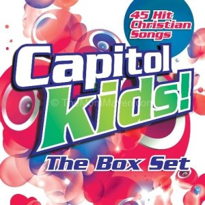 Capitol Kids! CD Boxed Set Giveaway