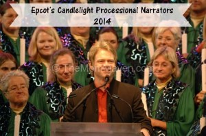 Candlelight Processional Narrators 2014