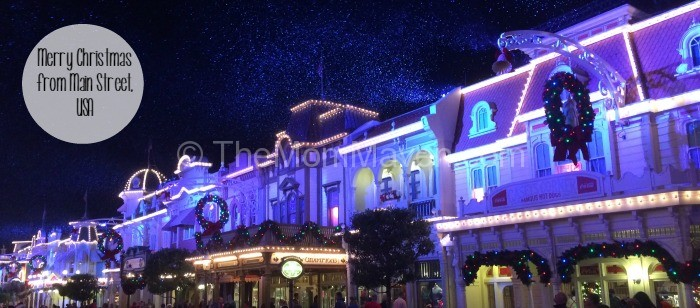 Merry Christmas from Main Street, USA