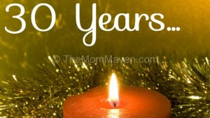 Thirty Years…A Story of a Mom and her Christmas Angel