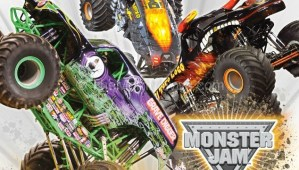 Monster Jam Returns to Tampa Twice in 2015