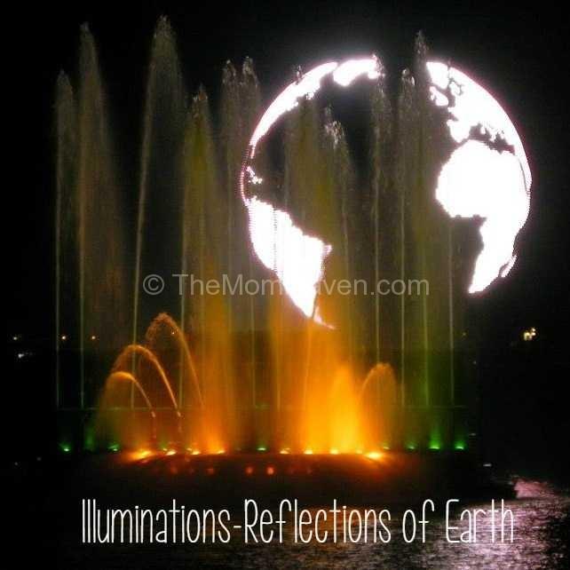 Illuminations-Reflections of Earth