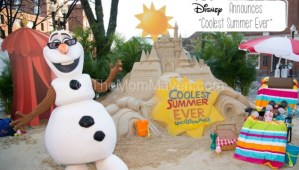 Disney Announces Coolest Summer Ever