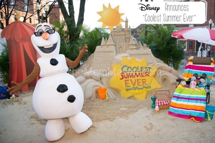 Disney Announces Coolest Summer Ever Events