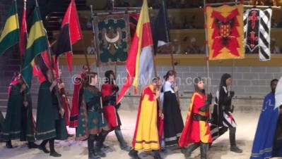 Go Back in Time at Medieval Times Dinner and Tournament