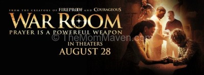 War Room Coming to Theaters August 28