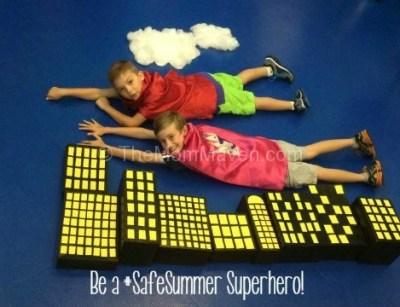 Get on Track for a Safe Summer