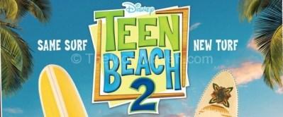 Teen Beach 2 DVD with Bonus Features