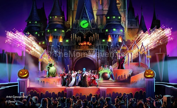 Hocus Pocus Villain Spelltacular coming to Mickey's Not so scary Halloween party