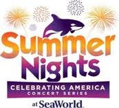 Summer Nights at SeaWorld Orlando