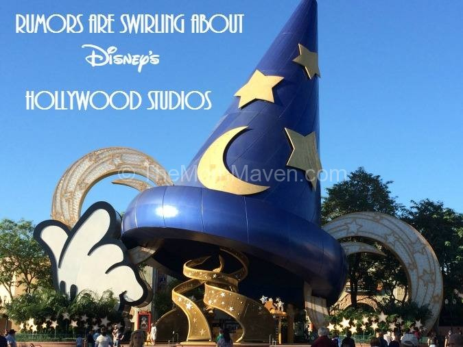 Rumors are Swirling about Disneys Hollywood Studios