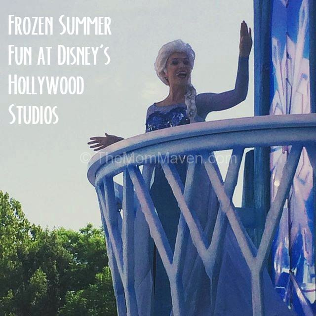 Elsa Frozen Summer fun