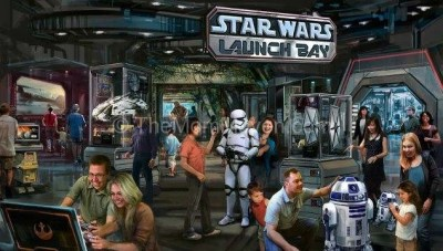 Disney Parks News from D23 Expo