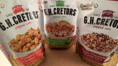 Try Some Fall-Flavored Popcorn from G.H. Cretors